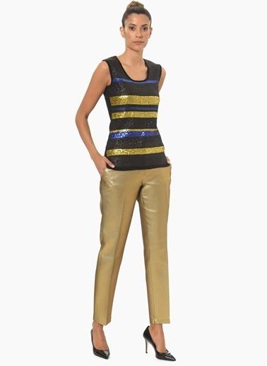 NetWork Pantolon Altın